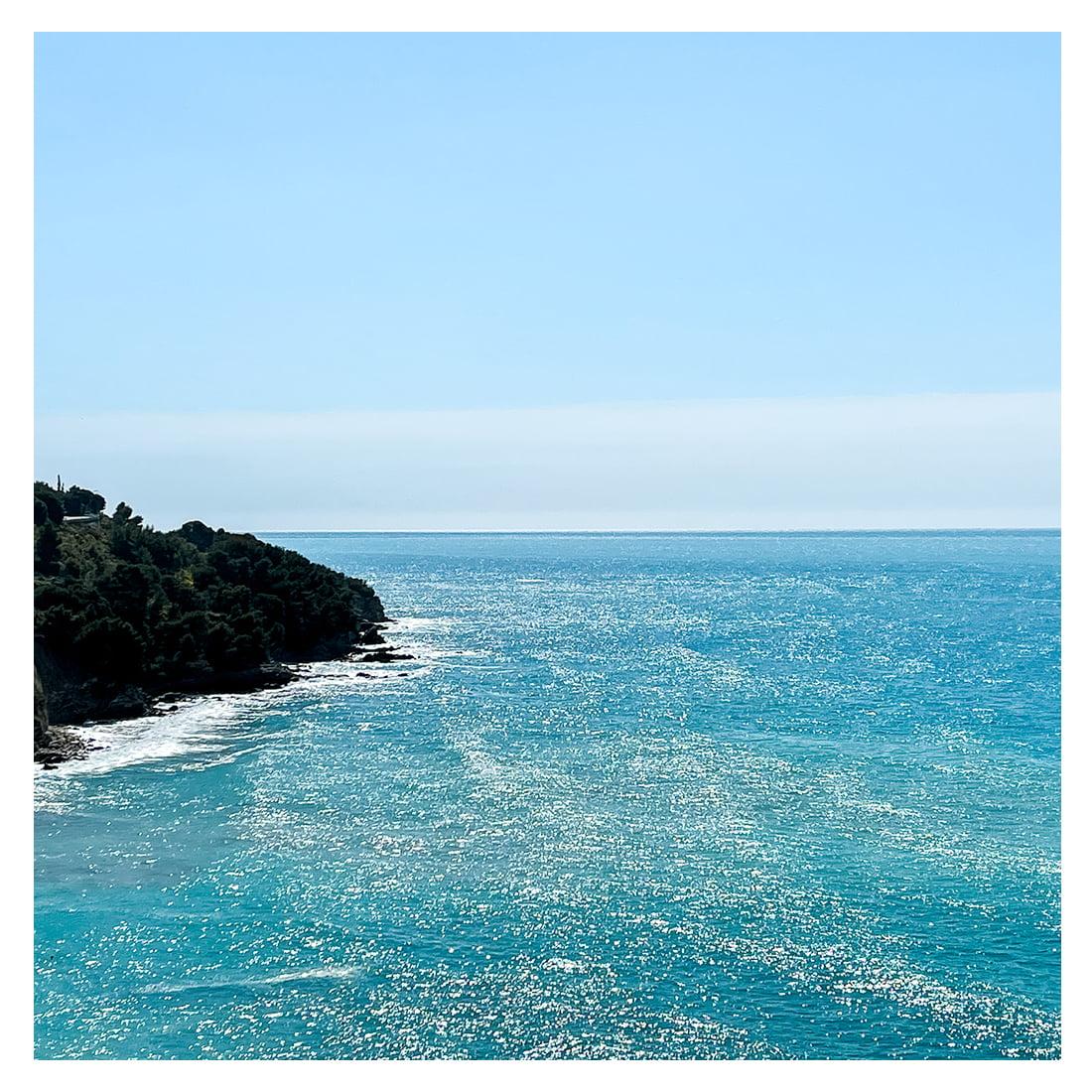 Resort aan middellandse zee italie